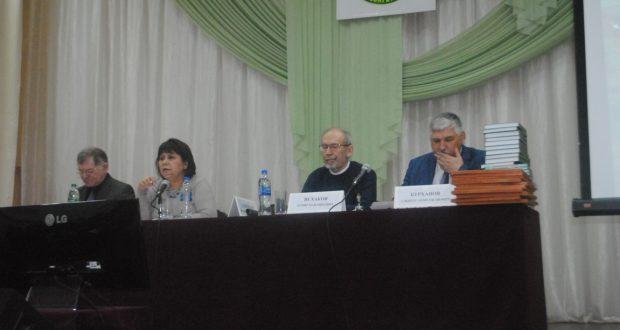 Конференция по истории Черемшанского района