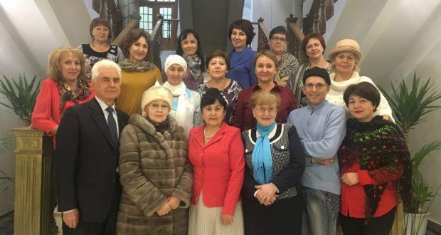 Башкортстанның татар шагыйрәләре татар конгрессында булдылар