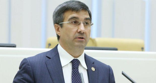Василь Шайхразиев находится с рабочим визитом в Республике Башкортостан