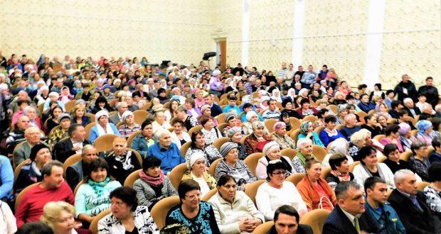 День татарского языка и культуры в Железнодорожном районе