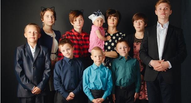 Поддержка татарских семей Сургута