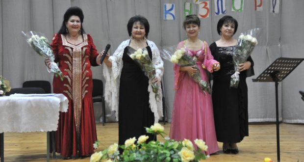 В Ташкенте прошел вечер памяти  народной артистки Республики Татарстан Хәнии Фәрхи