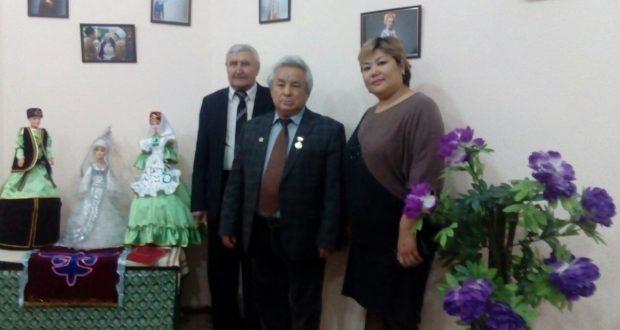Гости из Кокшетау