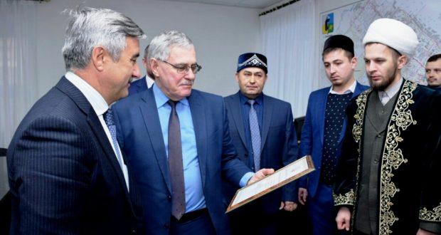 Татарстан делегациясе Томск өлкәсенең Стрежевой шәһәрендә