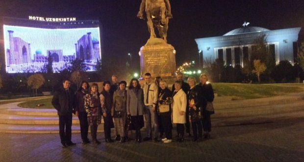 Делегация Республики Татарстан совершила визит по ознакомлению с религиозным туризмом в Республике Узбекистан