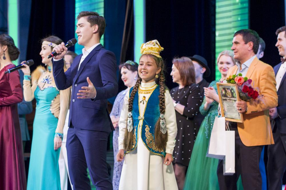 Конкурсы башкирских песен