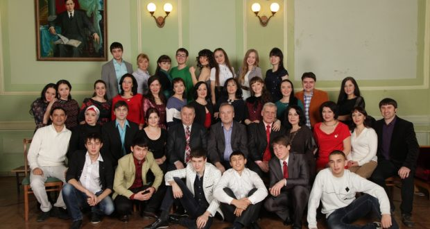 The artists of the Theater of Youth named after Gabdulla Kariev are on tour to the Republic of Bashkortostan