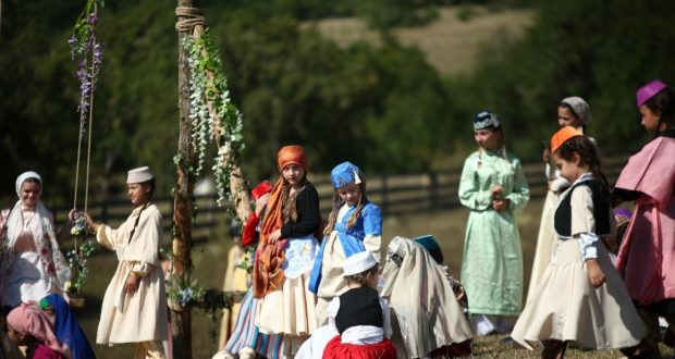 "In Crimea the first film-fairy tale on the Crimean Tatar legend ""Hıdır-dede"" made"
