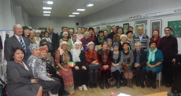 Встречи на сибирской земле