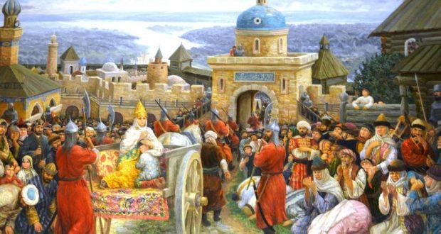Гасырлар кайтавазы: Казан ханлыгы тарихы