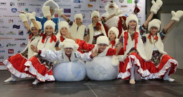 Международная благотворительная рождественская ярмарка в Софии