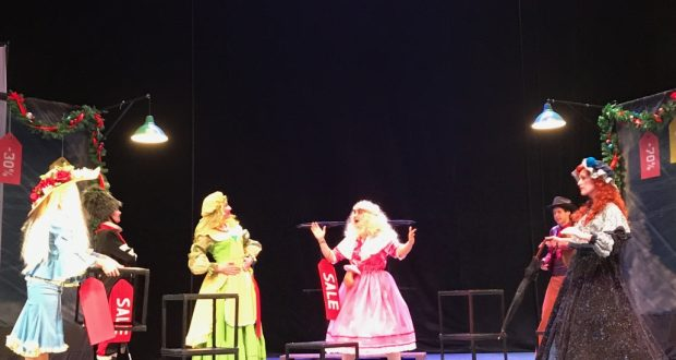 Г.Кариев театры яңа ел премьерасы тәкъдим итә
