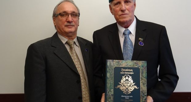 Клайпедчанину – медаль за стихи татарского поэта