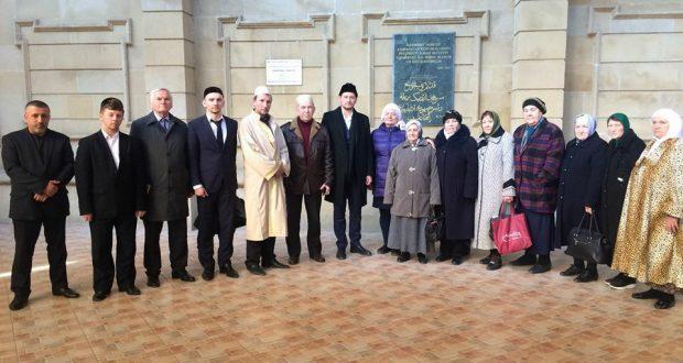Татары Азербайджана встретились с представителями ДУМ РФ в Баку