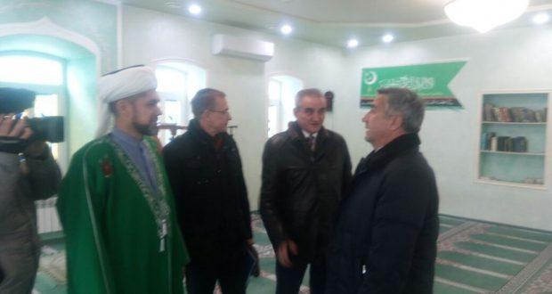 Василь Шайхразиев прибыл в Ульяновск