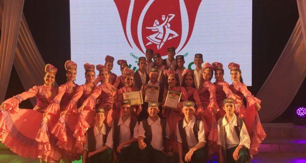 В Екатеринбурге состоялся конкурс «Шома бас»