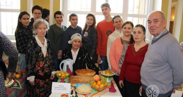 Праздник татарского пирога