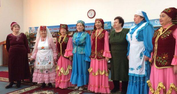 Новую книгу об истории татар Казахстана презентовали в Кокшетау