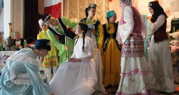 What is a real Tatar wedding?