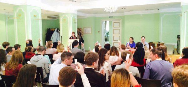 В Ижевске состоялся Курултай Союза татарской молодежи Удмуртии
