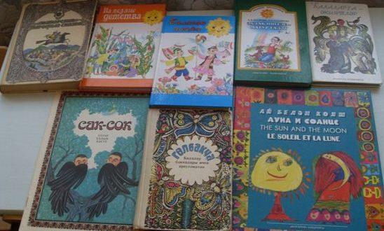 Татары Подмосковья собирают татарские книги для передачи библиотекам Московской области