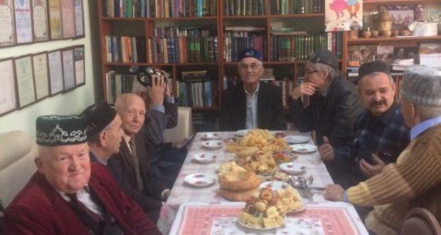 Кыргызстан татарлары Мәүлидне бәйрәм иткән