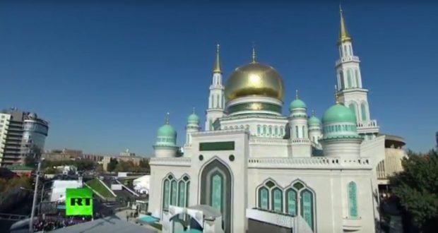 В Московской Соборной мечети  пройдёт праздник «Рожденный для мира», посвященный Мавлиду