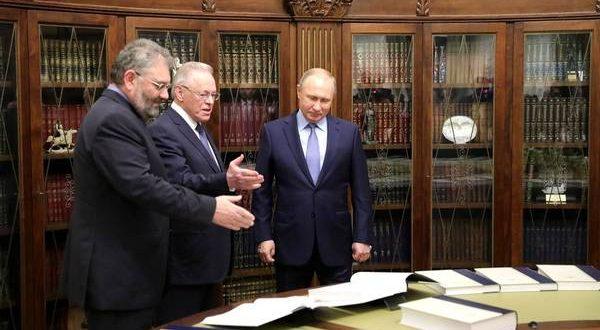 Камиль Бекяшев — соавтор Большой российской энциклопедии