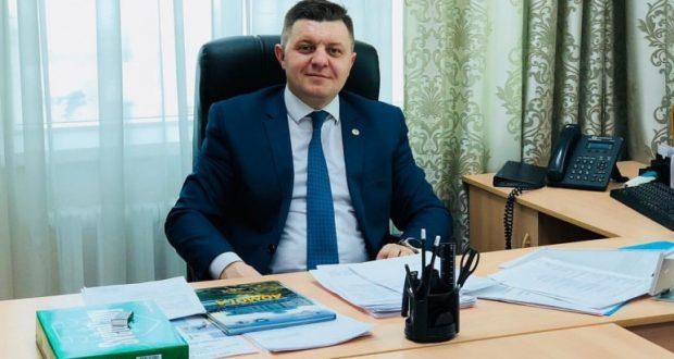 Ринат Галлямов назначен заведующим секретариатом Акмолинской ассамблеи народа Казахстана