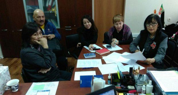 Встреча оргкомитета Дней татарской культуры в Омске