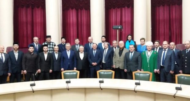 Meeting of the Advisory Council under the Governor of the Penza region on interaction with Muslim religious and public organizations