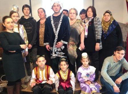 Организация «Ак калфак»-Баку провела мероприятие, посвященное 200-летию Шигабутдина Марджани