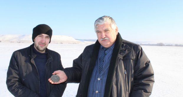 Археологическая находка в Азнакаево