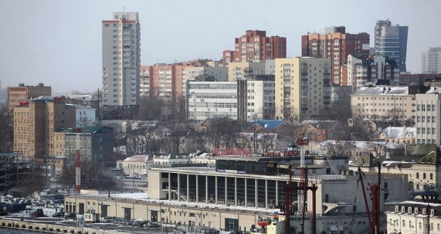 Васил Шәйхразиев Владивостокта: яз көне биредә беренче мәчет төзелеше башланачак