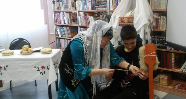 В гостях у татарской бабушки — Абики