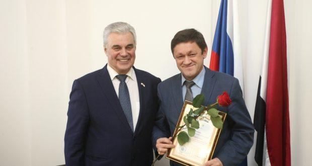 У газеты «Юлдаш» диплом и премия конкурса «Закон и власть»