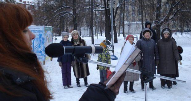 «Зима в парках» с поэтами и писателями Татарстана