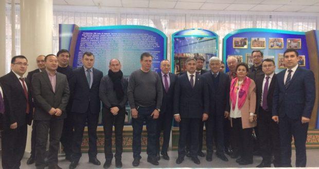 Казахстан-Татарстан татарларының хезмәттәшлеге сәүдә, бизнес, мәгариф һ.б. юнәлешләрдә җәелдереләчәк