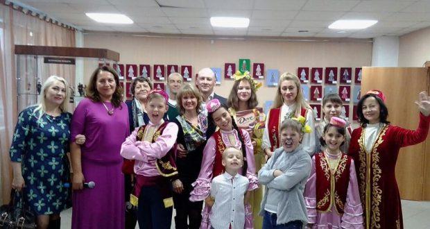 Бердский татарский филиал «Дружба» приглашает желающих говорить на родном языке