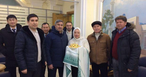 Василь Шайхразиев с рабочим визитом прибыл в Алматы