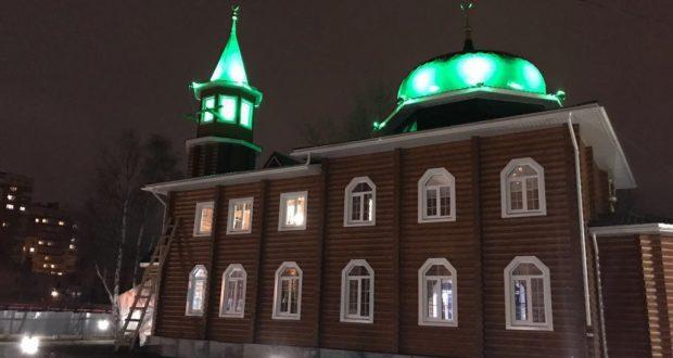 Архангельскида тарихи татар мәчете яңадан ачыла