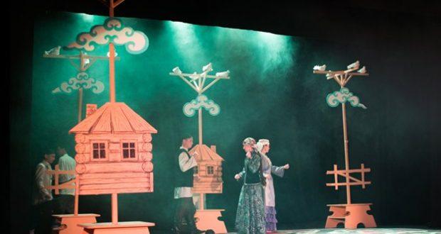 Гастроли Туймазинского татарского театра в Москве