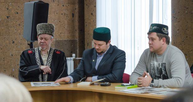 В Ростове-на-Дону  выбрали лидером Марселя Бадгутдинова