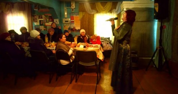 Дни татарской культуры проходят в тобольском Заболотье
