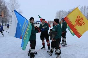 В Урмаевском поселении День спорта. Два турнира в один день