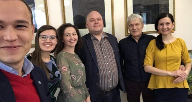 Бөтендөнья татар яшьләре форумы вәкилләре Уфада булып кайтты