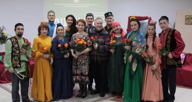 Возрождения татарского народного театра в Челябинске