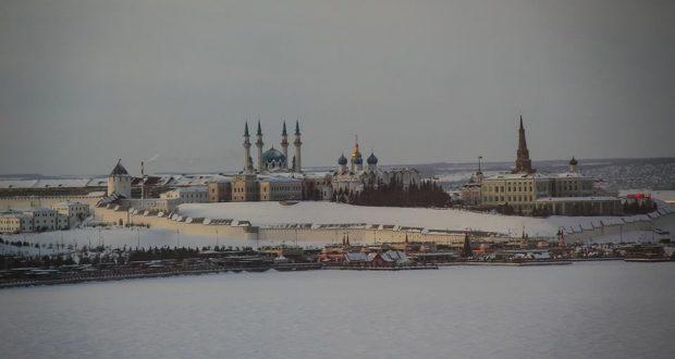 Поездка татарина из Ташкента в Казань