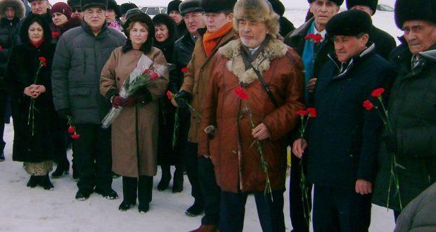 В Башкортостане отметили 100-летие Назара Наджми