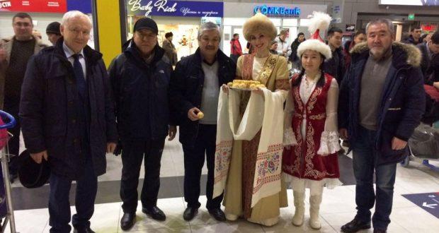 Татарстанга Чыңгыз Айтматов турында кино төшерергә Кыргызстан делегациясе килде